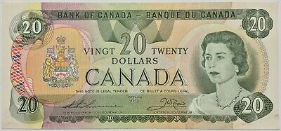 1979 Bank of Canada $20 Thiessen/Crow Signature Serial #52234629523  #35561