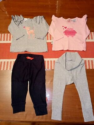 Baby Girls size 0 Clothes x 7 items, brands include Guess, Milky, Sooki Baby