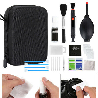 DSLR  Lens Camera Professional Cleaning Kit for Canon Nikon Sony Panasonic SLR