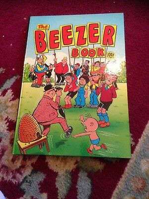 The Beezer Annual 1984 Looks Mint To Me