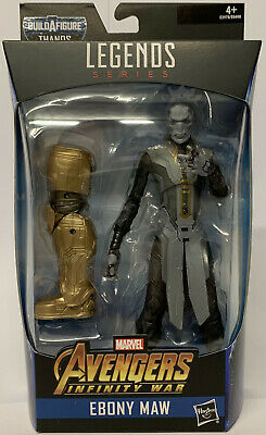 Marvel Legends Endgame Thanos Series Ebony Maw NEW