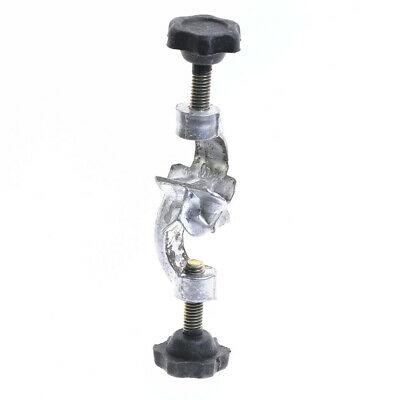Lab Stand Clamps Holder Laboratory Metal Grip Support 90 Degree Right Angle Clip