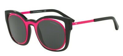1c94c1f06 EMPORIO ARMANI EA4001 Red Sunglasses 5067/13 - £23.64 | PicClick UK