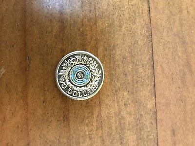 2017 COLOURED REMEMBRANCE DAY $2 Two Dollar Australian Coin