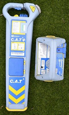 Cat & Genny Cable Avoidance Tool / Radiodetection / Cable Avoidance Tool