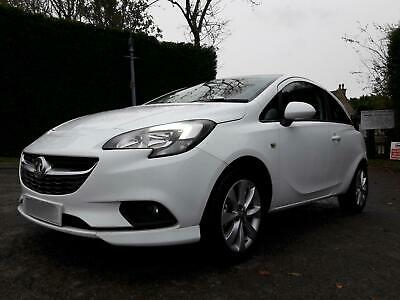 2018 Vauxhall Corsa Energy A/C Salvage Category S 66197