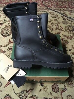 34786266ff3 DANNER RAIN FOREST boots, black size 11EE