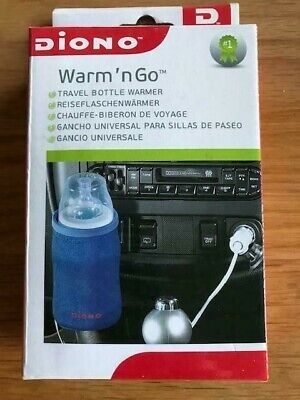 Dinon Warm 'nGo' car baby bottle warmer NEW UNUSED
