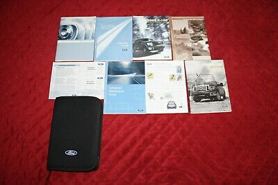 2008 FORD F-150 OWNERS MANUAL KING RANCH LIMITED LARIAT XLT XL ...