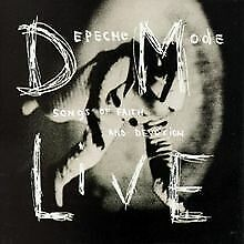 Songs Of Faith And Devotion (Live) by Depeche Mode | CD | condition acceptable