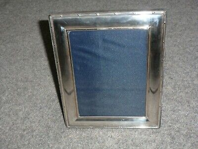 Hallmarked Solid Silver Rectangle Photo Frame