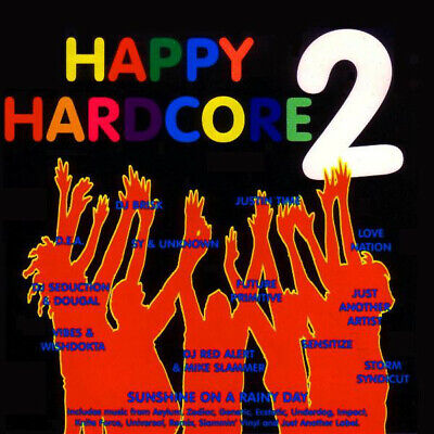 Happy Hardcore Vol. 2 by Various | CD | - Very Good Condition