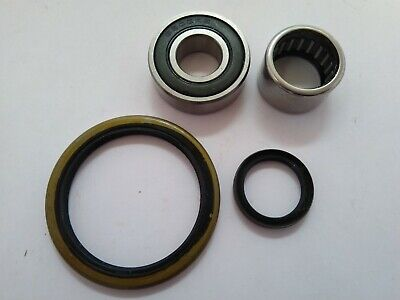 Vespa PX125 150 200 Disc Front Wheel Bearing & Seal Repair Kit