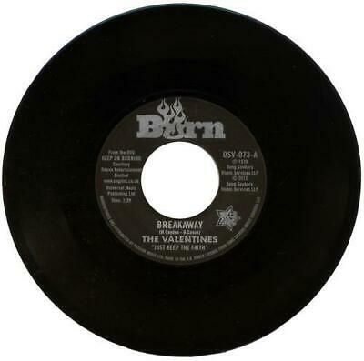 "THE VALENTINES Breakaway >> NEW NORTHERN SOUL 45 (OUTTA SIGHT) 7"" Vinyl R&B"