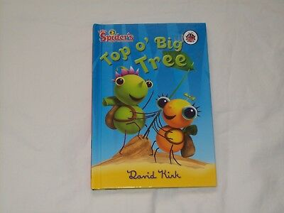 Ladybird Book - Top o' Big Tree - Sunny Patch Friends Series - Hardback
