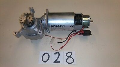 A clean working Amer 19v 280w motor,with a 2inch cog diameter off Tyssenn thrupp
