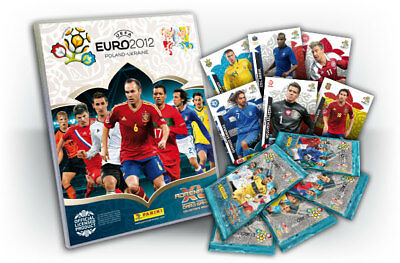 Panini Adrenalyn Euro Poland - Ukraine 2012: Choose Your Card (Limited Edition)