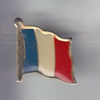 Rare Pins Pin's .. Tourisme Pays Country Drapeau Flag France Modele N°2 ~Ed