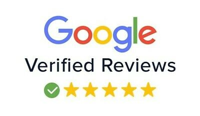1x FIVE STAR GOOGLE REVIEW US ACCOUNT