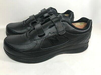 buy popular 1b382 96cde NEW BALANCE 576 Mw576 Dsl2 Made In Usa Black Leather Men's ...