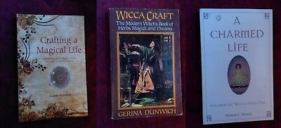 Wicca Witchcraft Books