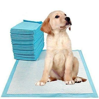 Pet Dog Pee Toilet Training Pads Cat Puppy Kitten Super Absorbent Diapers MA