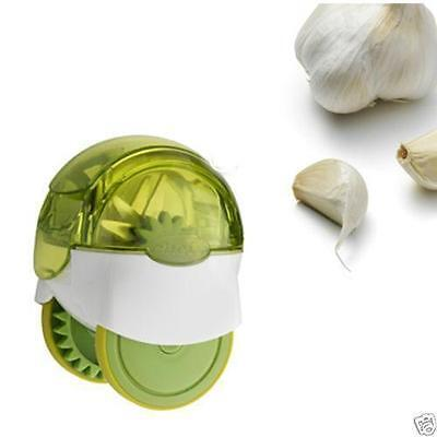 Chef Garlic And Ginger Zoom Chopper Slicer On Wheels Household Kitchen Gadget MA