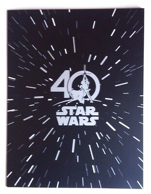 STAR WARS 40 th Anniversary Special and Limited Edition Portuguese Stamps