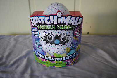 Hatchimals Fabula Forest Hatching Egg, New Games & Music