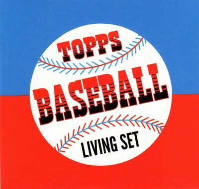 2018 and 2019 Topps Living Set Singles U Pick