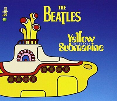 061513 The Beatles - Yellow Submarine Songtrack (CD x 1)