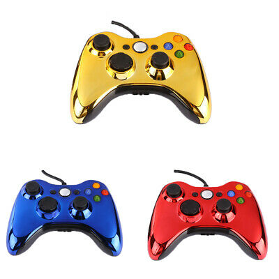 Microsoft XBOX 360 Console USB Wired Controller Gamepad For XBOX 360 PC Windows