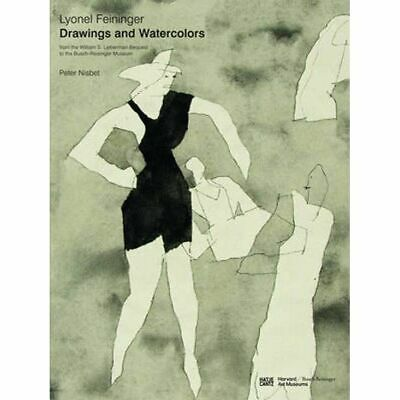 Lyonel Feininger: Drawings and Watercolors [Nieuw]
