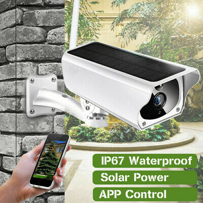 Wireless WiFi IP Camera 1080P HD Network Night Vision CCTV Security Outdoor