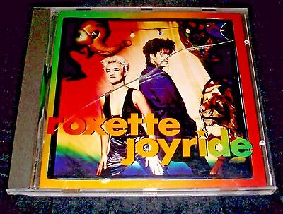 Joyride von Roxette (1991) POP CD Album (320)