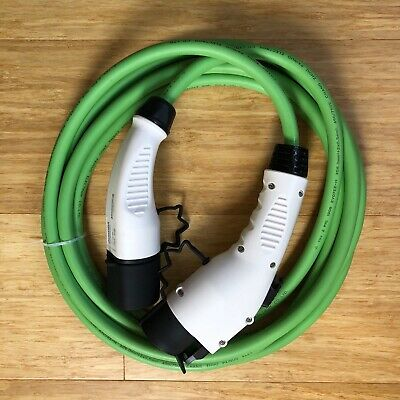 32 Amp EV / Electric Car - Charging Cable Type2 To Type1 - Leaf / Outlander