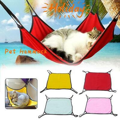 Hammock for Cat/Rat/Parrot/Rabbit/Guinea Pig/Ferret Hanging Bed Toy House Cage