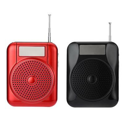 Portable Voice Amplifier Loudspeaker + Headset Microphone For Guide Teacher
