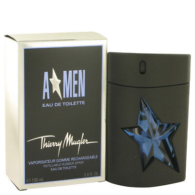 Amen Thierry Mugler Flacon Gomme Rechargeable Spray 100Ml Neuf