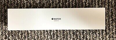 Genuine Apple Watch BOX ONLY - Series 3 - 38mm - Space Gray  MR2YB/A