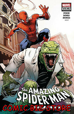 Amazing Spider-Man #19.Hu (2019) 1St Printing Bagged & Boarded Marvel Comics
