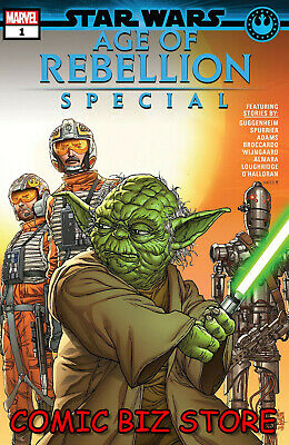 Star Wars Age Of Rebellion Special #1 (2019) 1St Printing Main Cover ($4.99)