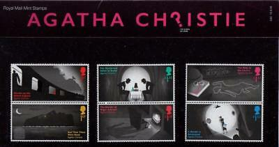 GB Presentation Pack 532 2016 AGATHA CHRISTIE THE QUEEN OF CRIME