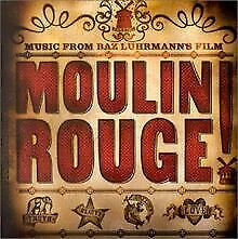 Moulin Rouge by Soundtrack [Baz Luhrmann] | CD | condition good