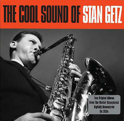 2CD - The cool sound of Stan Getz - Digital remastered - Neu + OVP