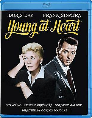 Young at Heart (Doris Day) Region A BLU RAY - Sealed