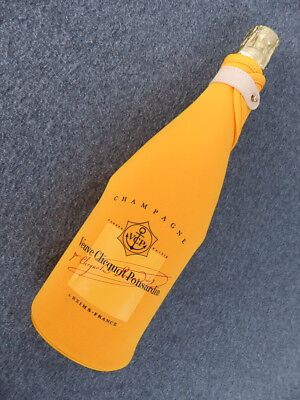 Veuve Clicquot Ponsardin - Champagne Insulated Neoprene Jacket Sleeve Cover