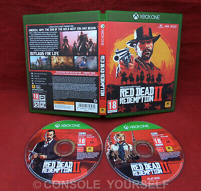 Red Dead Redemption Ii 2 - Used - Microsoft Xbox One - Uk