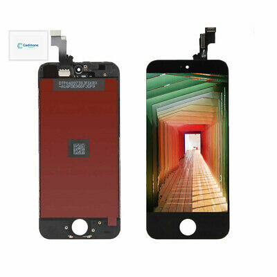 PER IPHONE 5S LCD Nero Display Touch Screen Digitizer Replace Assembly Nuovo DL1
