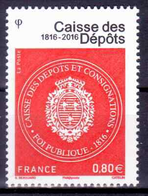 2016 FRANCE TIMBRE Y & T N° 5045 Neuf * * SANS CHARNIERE